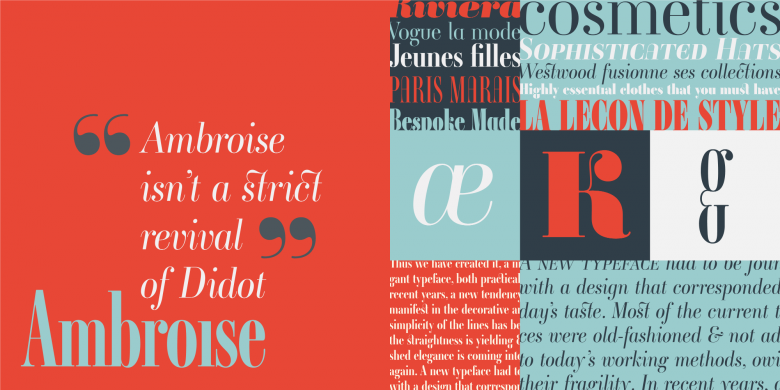 Typofonderie: Striving For The Highest Quality And Value
